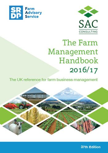 Farm Management Handbook 2016-2017 cover