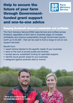 One to One support for farming businesses